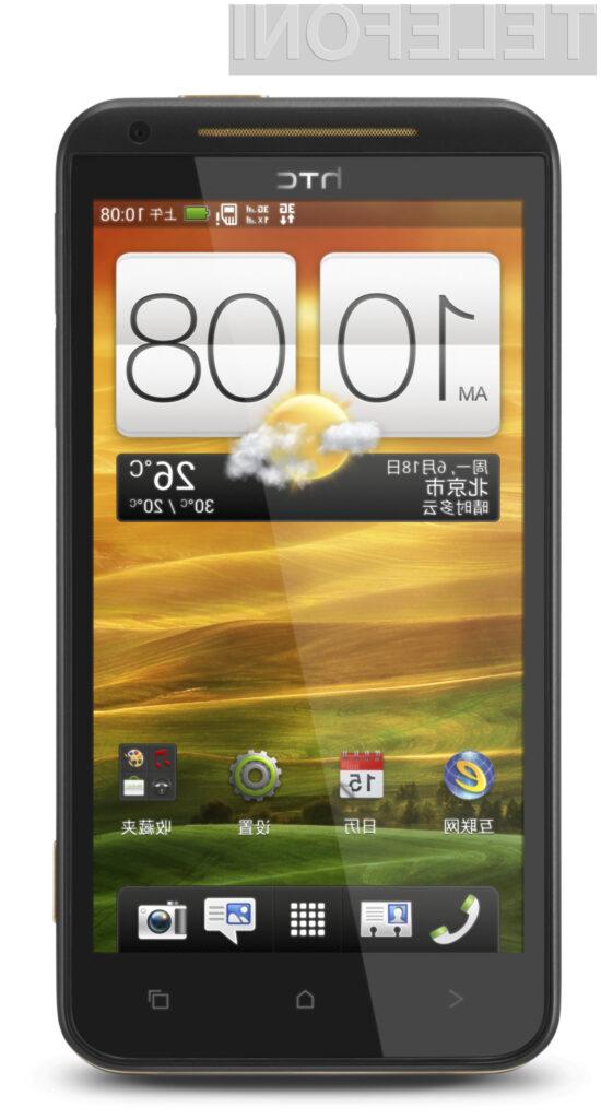 HTC One XC bo sprva na voljo zgolj na kitajskem trgu.