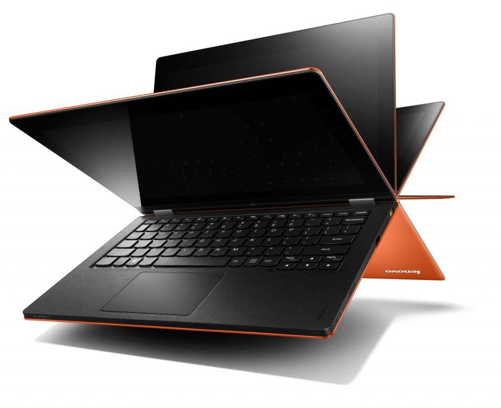 Lenovo predstavlja Yogo in družino prilagodljivih računalnikov, ustvarjenih za Windows 8