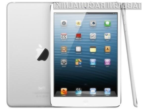 Tablica iPad Mini gre za med!
