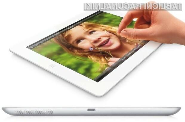 Tablični računalnik iPad četrte generacije