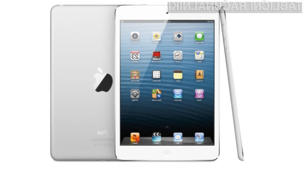 Vas je miniaturna tablica iPad mini navdušila?