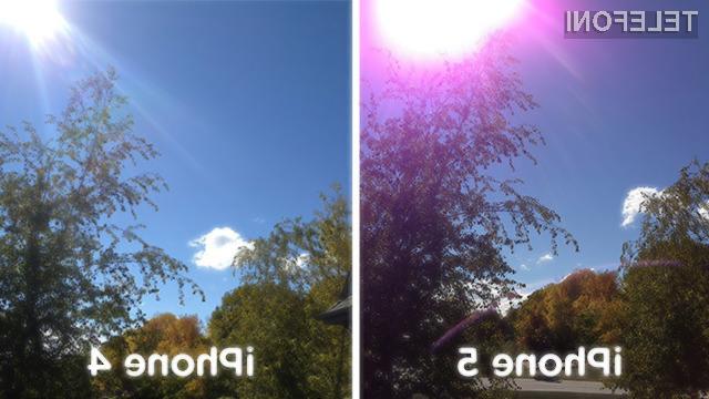Za vse napake pri mobilniku iPhone 5 so očitno krivi uporabniki!