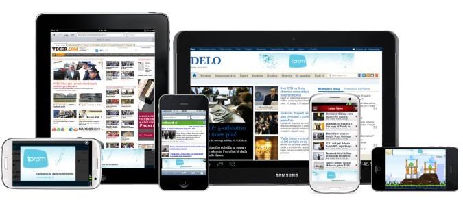 iPROM z največjim sistemom za mobilno oglaševanje v Sloveniji