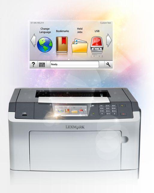 Lexmark – nove tehnologije osvajajo področje tiskanja