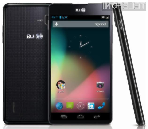 LG Optimus Nexus se bo lahko pobahal celo s podporo za hitro mobilno povezavo LTE.