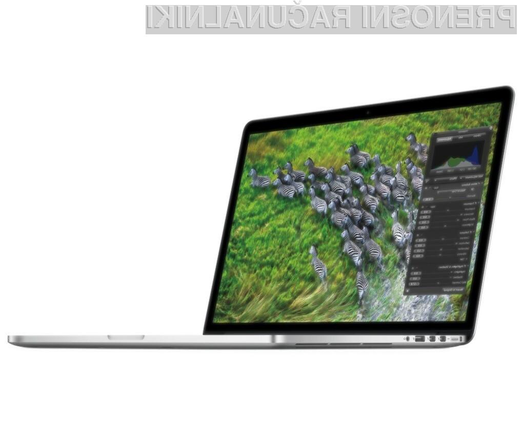 Uporaba zaslonov Retina bo znatno izboljšala uporabniško izkušnjo uporabnikov 13-palčnih Applovih prenosnikov MacBook Pro.