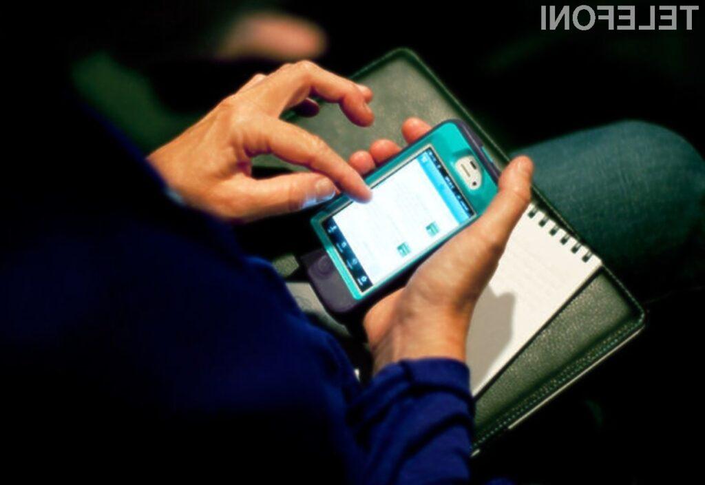 Prepogosta uporaba mobilnih naprav ima lahko negativne posledice na kreativnost in poglobljene misli.