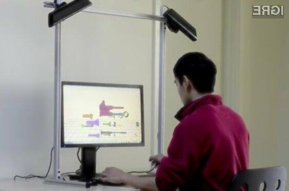 Navidezna računalniška miška je kot nalašč za upravljanje računalnika in pospeši marsikatero opravilo.