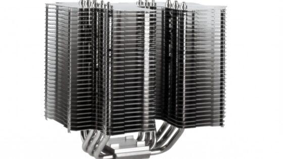 Heligon HE02 bo s svojim ogromnim ogrodjem ohladil tudi tiste najbolj vroče procesorje.