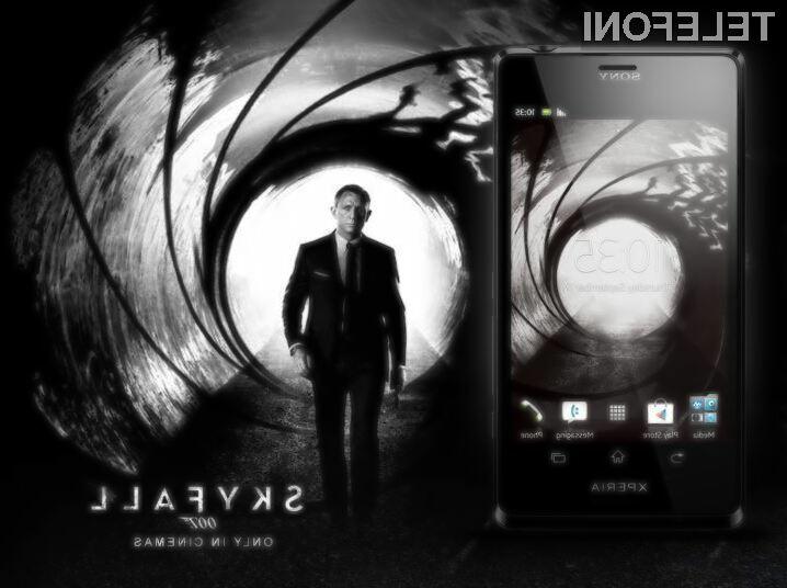 Nad Sony »Gadgeti« navdušen tudi James Bond!