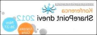 Konferenca SharePoint dnevi 2012