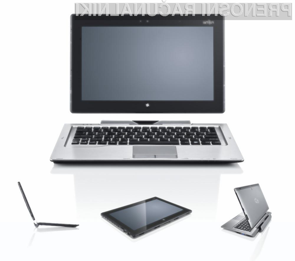 Fujitsu največ stavi na multifunkcionalnost svojih naprav.