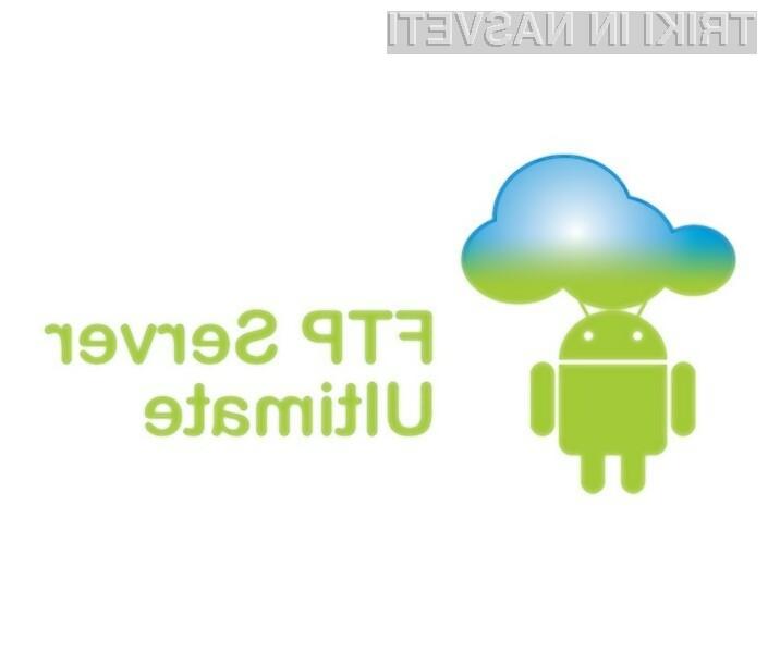 S FTP strežnikom deljenje vsebin postane nadvse enostavno opravilo!