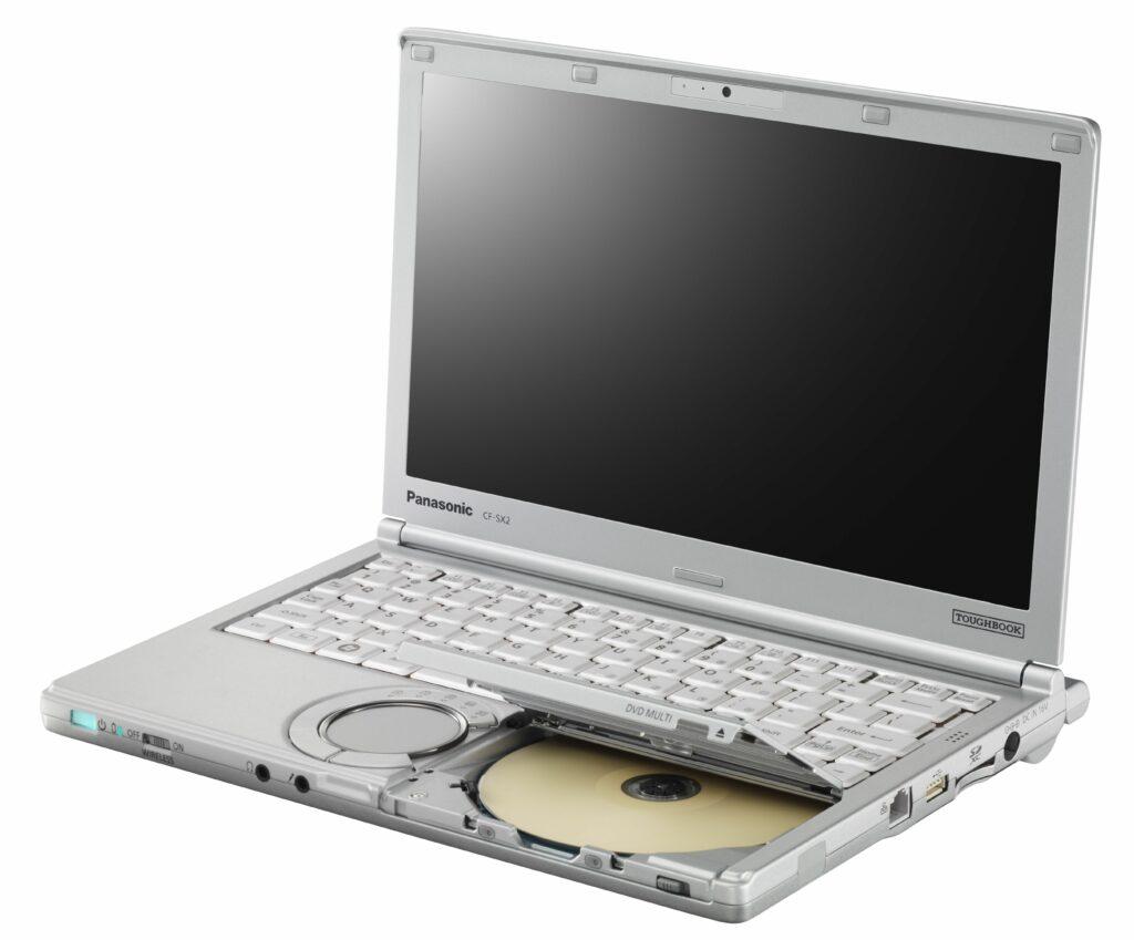 Panasonicov Toughbook SX2 bo prav gotovo eden izmed vzdržljivejših prenosnikov na tržišču.