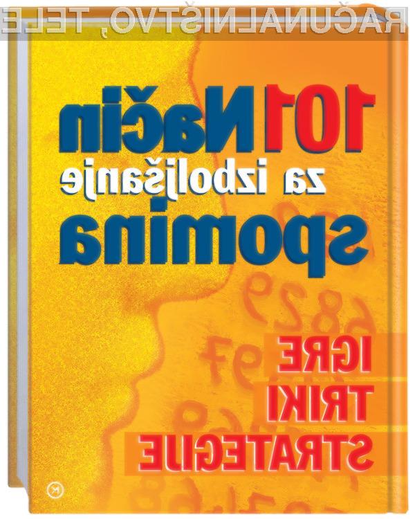 Knjiga 101 način za izboljšanje spomina