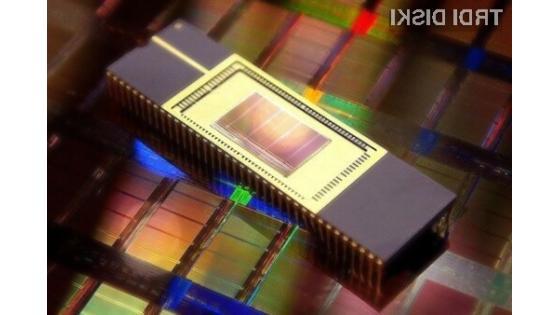Novi NAND pomnilniški moduli bodo ponujali do 30% boljše zmogljivosti.