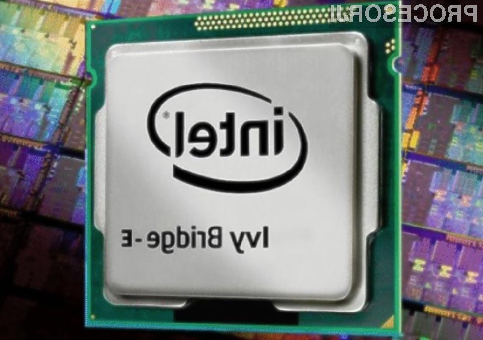 Intelovi procesorji Ivy Bridge-E bodo pisani na kožo zahtevnejšim uporabnikom.