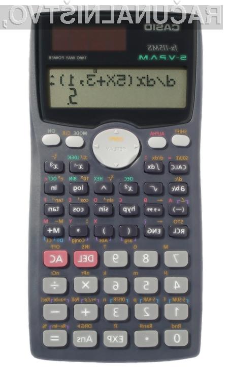 Kalkulator Casio FX-115MS