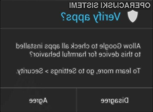 Android 4.2 Jelly Bean nas bo ščitil celo pred škodljivimi programi!