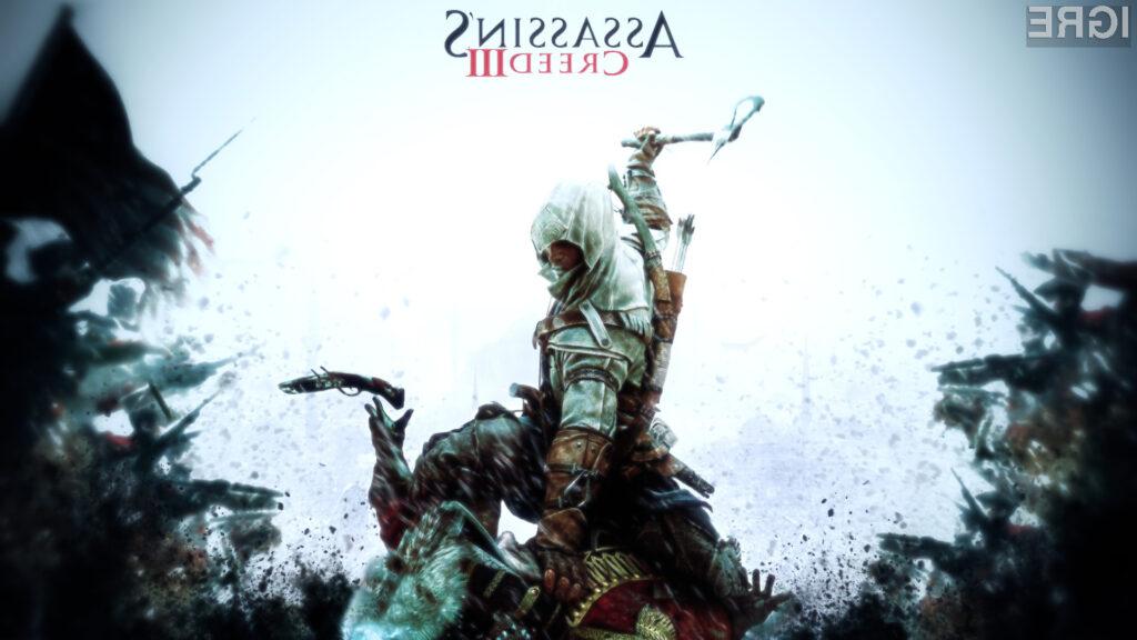 Assassin's Creed 3 je v prvem tednu prodaje dosegel rekordne vrednosti.