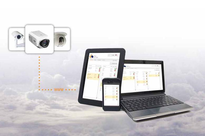 Cras Systems je storitev, ki deluje v oblaku, namenjena pa je nadzoru »zdravja« vašega IP video sistema.