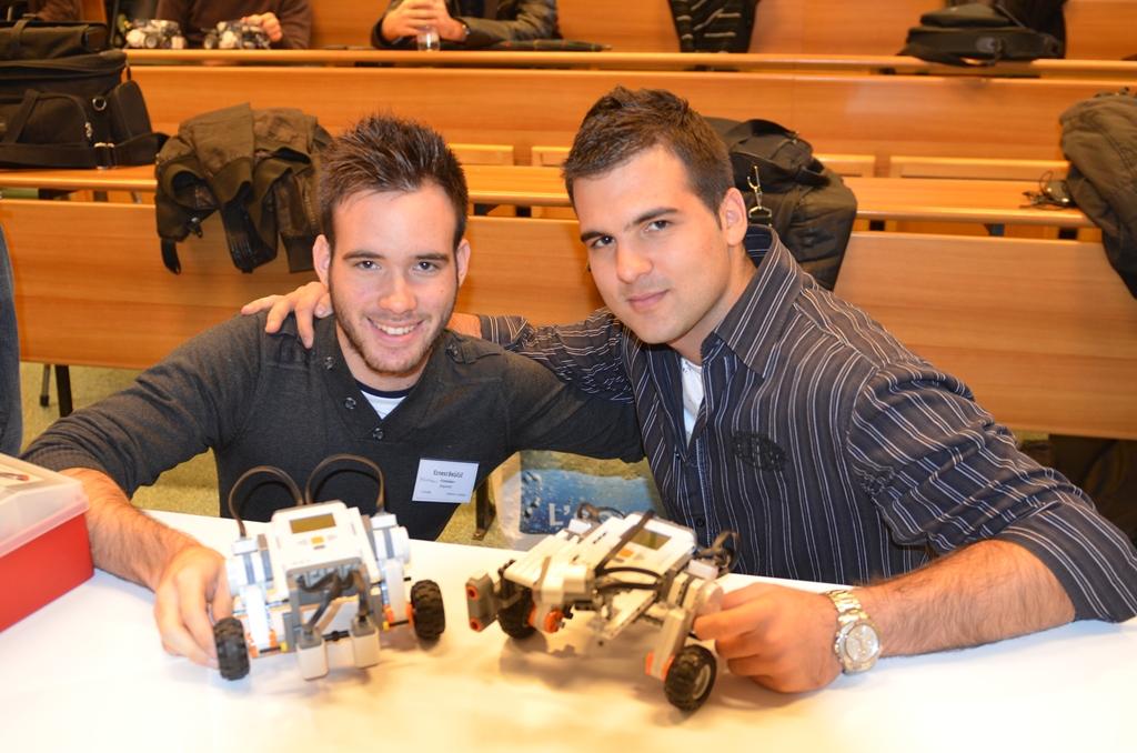 Robo Liga FRI 2012