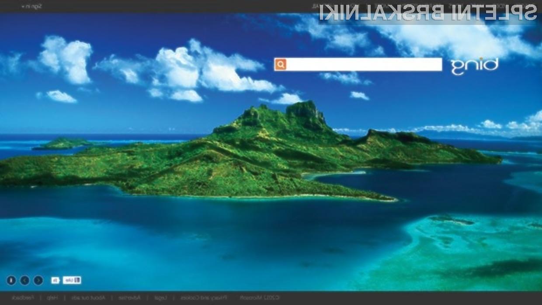 Internet Explorer 10 za Windows 7 se splača preizkusiti!