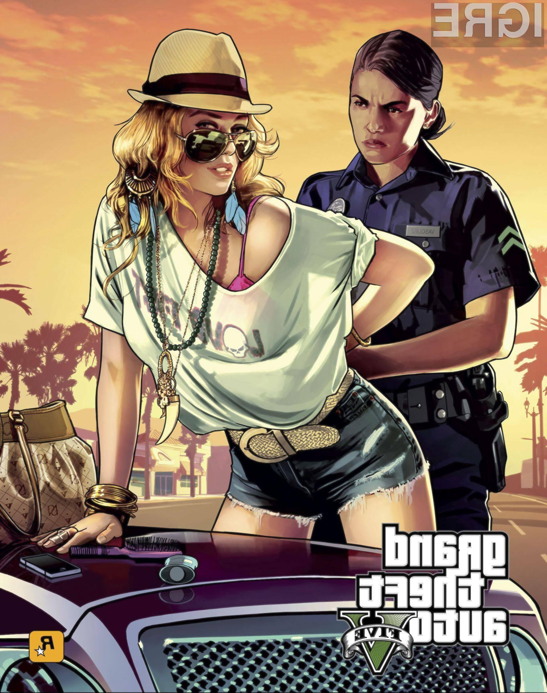 GTA V je za mnoge najbolj pričakovana igra v letu 2013.