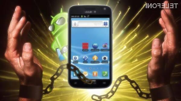 Programski »poseg« v mobilno napravo ne more biti zadosten razlog za prekinitev garancije!