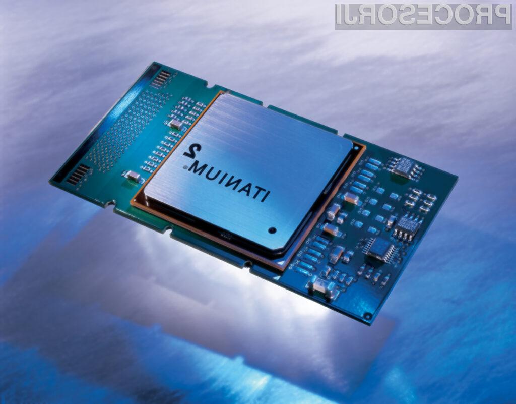 Družina procesorjev Itanium 2 bo veliko hitrejša od svojih predhodnikov.