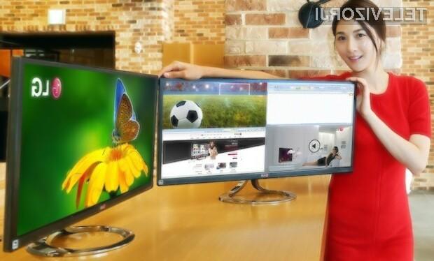 Podjetje LG zagotavlja, da bodo zasloni formata 21:9 v računalništvu kmalu postali nekaj povsem običajnega.