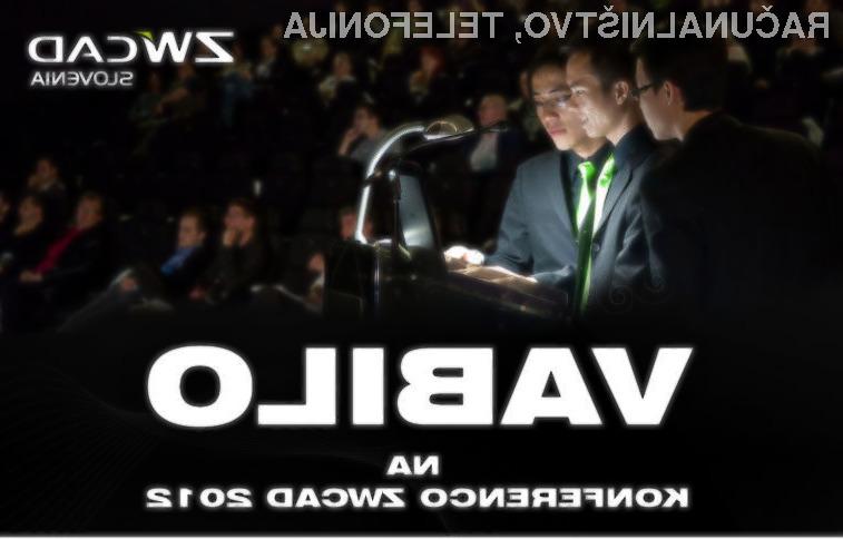 Vabljeni na ZWCAD konferenco!