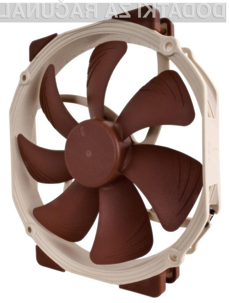 Avstrijsko podjetje Noctua je predstavilo novo serijo ventilatorjev, ki je namenjena najzahtevnejšim uporabnikom.