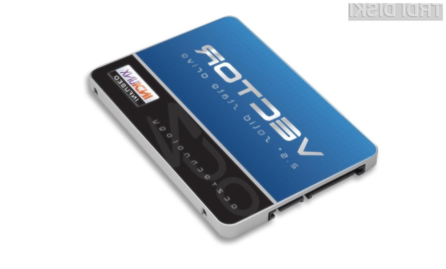 Nova serija OCZ-jevih SSD diskov se lahko pohvali z novim vmesnikom Barefoot 3, ki omogoča veliko hitrejše zapisovanje podatkov.