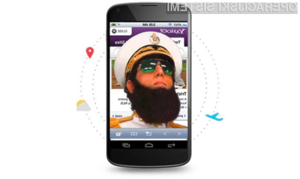 Bodite pozorni na vsebino sporočila, ki ga prejmete na mobilno napravo Android!