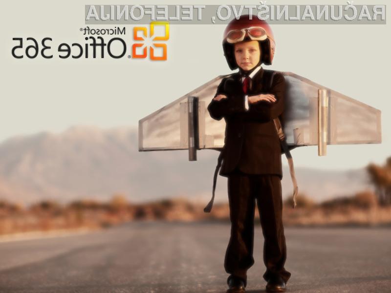 Kaj imata skupnega Office 365 in jutranja kava?