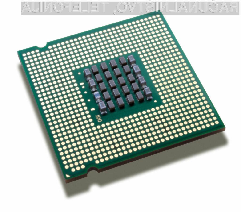 Procesorji pritrjeni na osnovno ploščo naj bi znatno pocenili osebne računalnike!