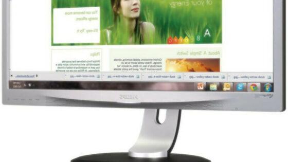 Philipsov Brilliance 231P4QRYES se lahko pohvali z naprednim Ergo senzorjem.