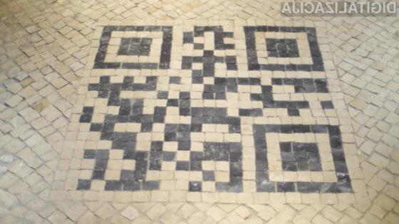 Portugalci so se spomnili ene izmed najbolj inovativnih oblik uporabe QR kod.