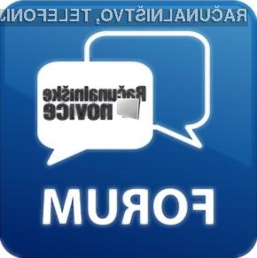Zastavite vprašanje na prenovljenem računalniškem forumu RN!