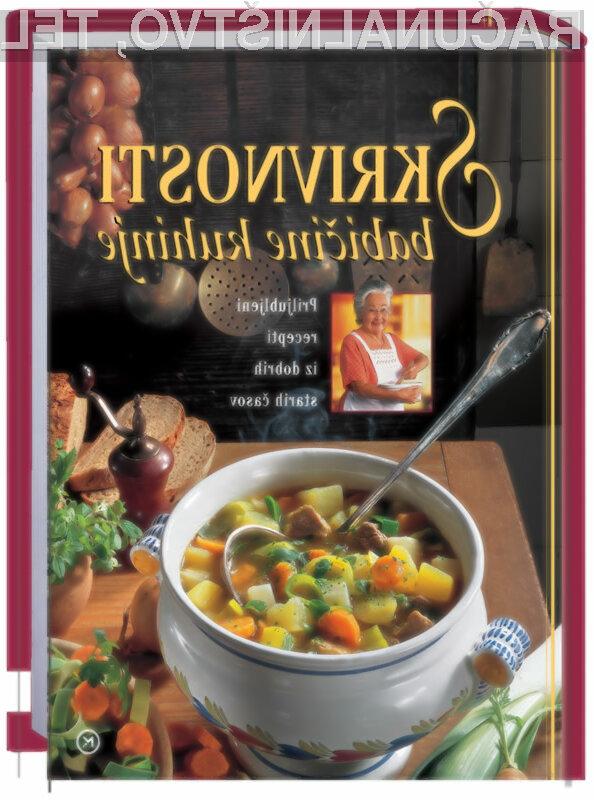 Skrivnosti babičine kuhinje