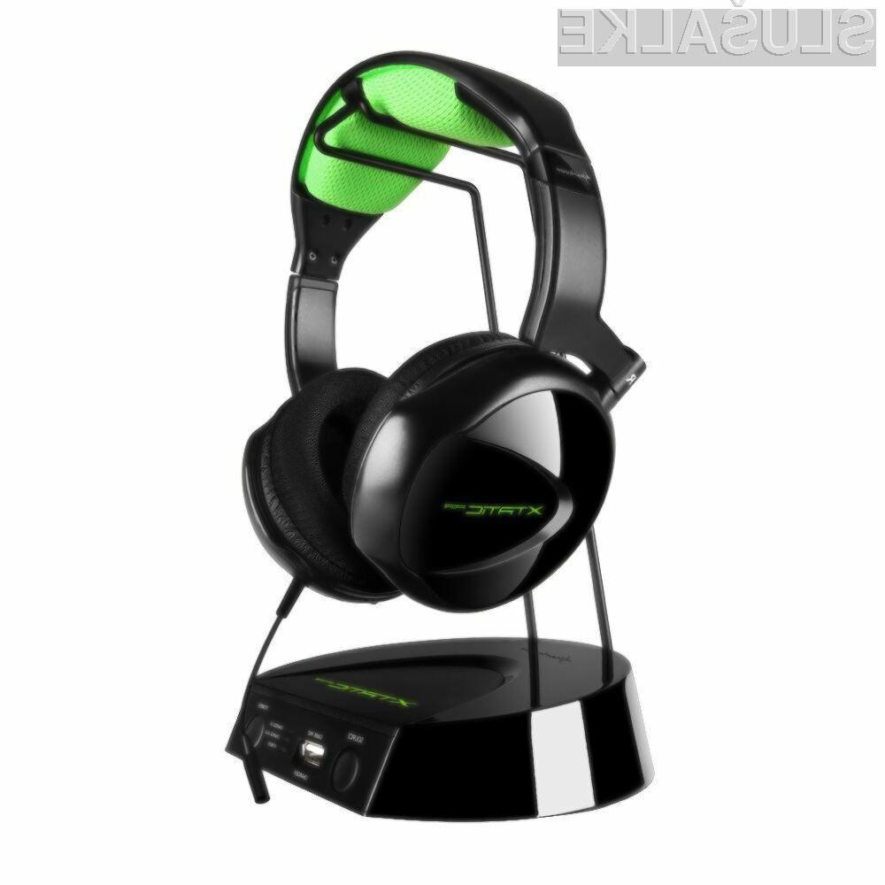 Slušalke X-Tatic Air bodo prava simfonija za vaša ušesa.