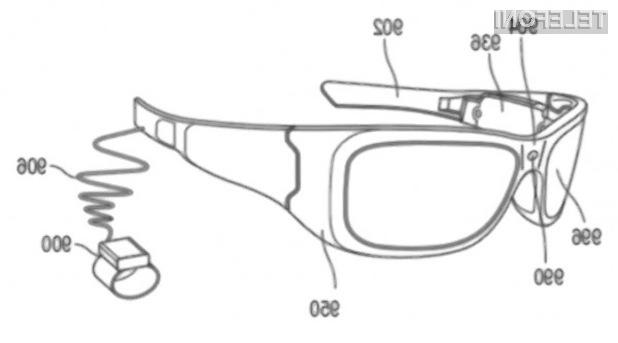 Tudi Microsoft z očali za razširjeno resničnost