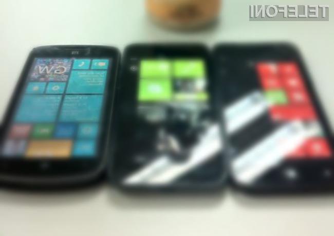 ZTE stavi na velik zaslon in Windows Phone 8