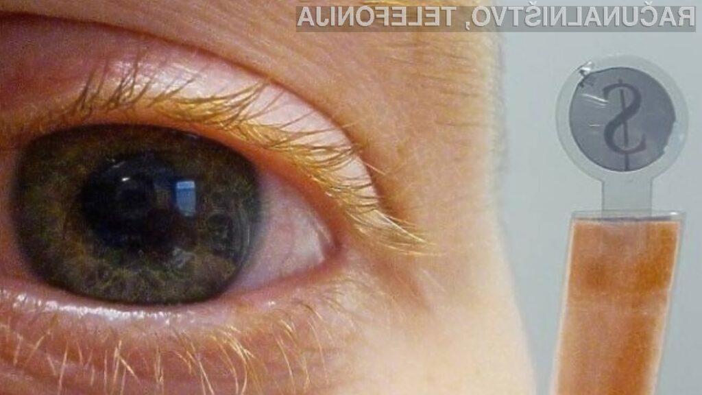 Prve kontaktne leče z zaslonom LCD