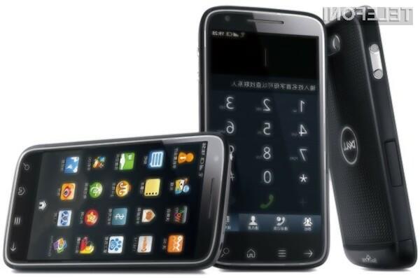 Zadnji pametni telefon podjetja Dell je bil Streak Pro D43.