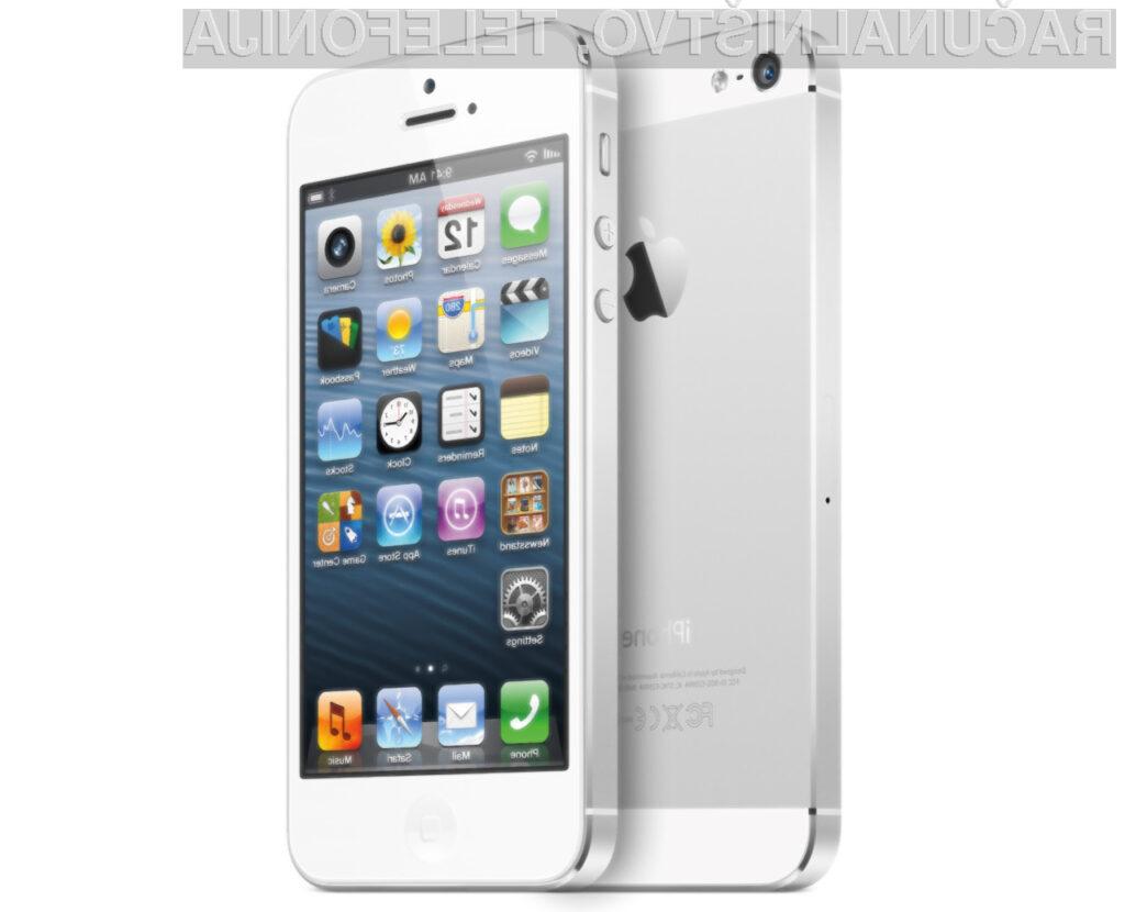Bo novi iPhone 5 na Kitajskem povrnil Applu ugled in tržni delež?
