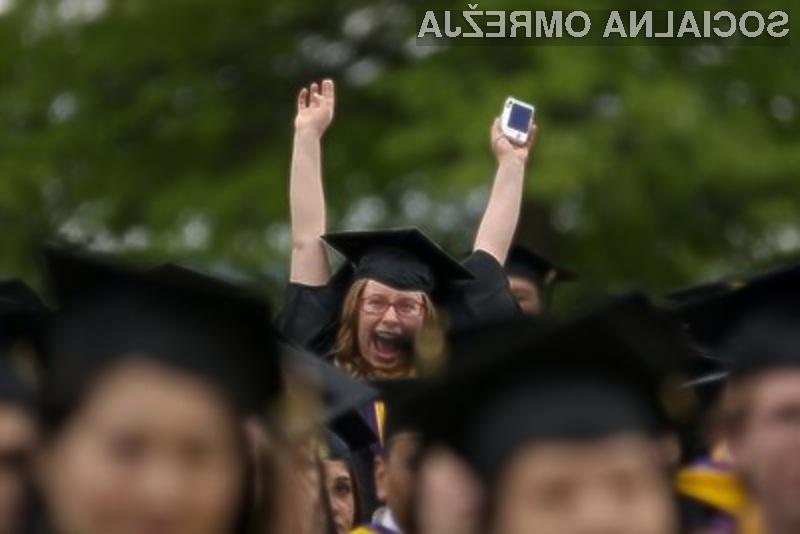 Zanimanje za študij s področja družbenih omrežij je v ZDA preseglo vsa pričakovanja.