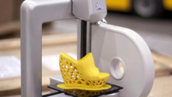 3D tiskalniki bodo v prihodnosti prevzeli ključno vlogo pri proizvodnji posameznih izdelkov.
