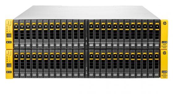 HP 3PAR 7400 kontroler